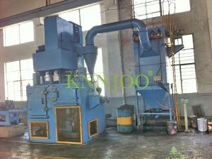 Wire Rod Through Type Shot Blasting Machine