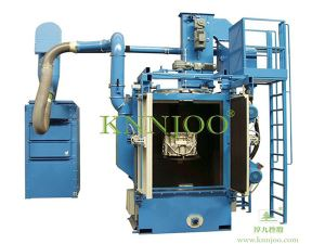 High-strength Rotary Table Hook Type Shot Blasting Machine